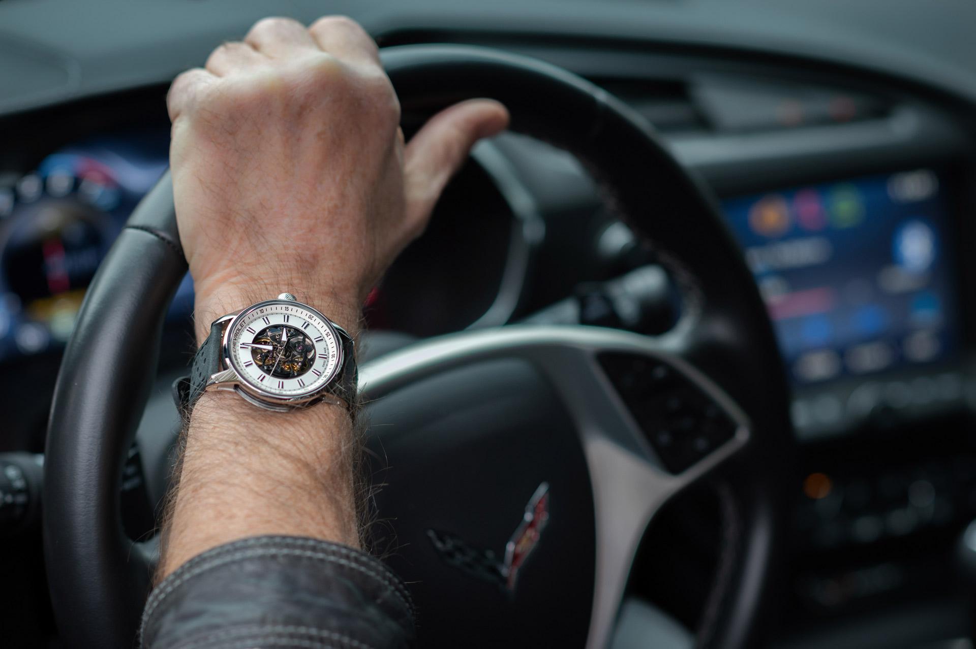 Montre LC9 S – Corvette