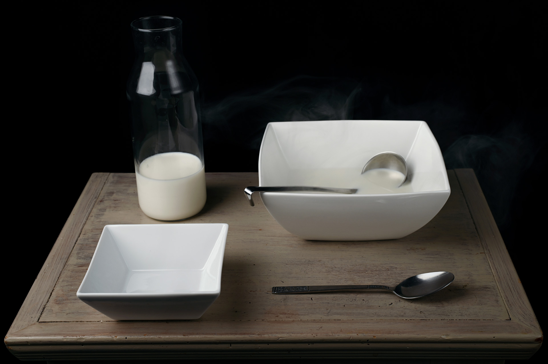Soupe au lait