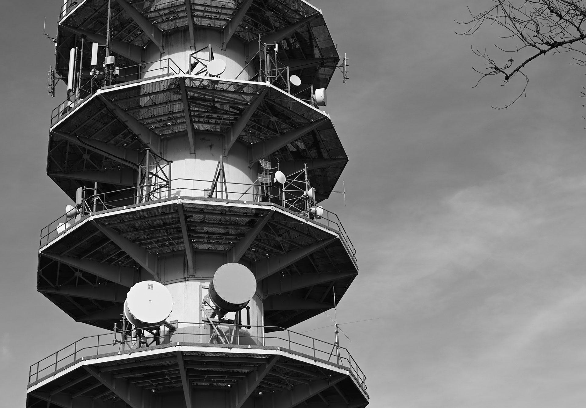 Antenne TDF du Salbert