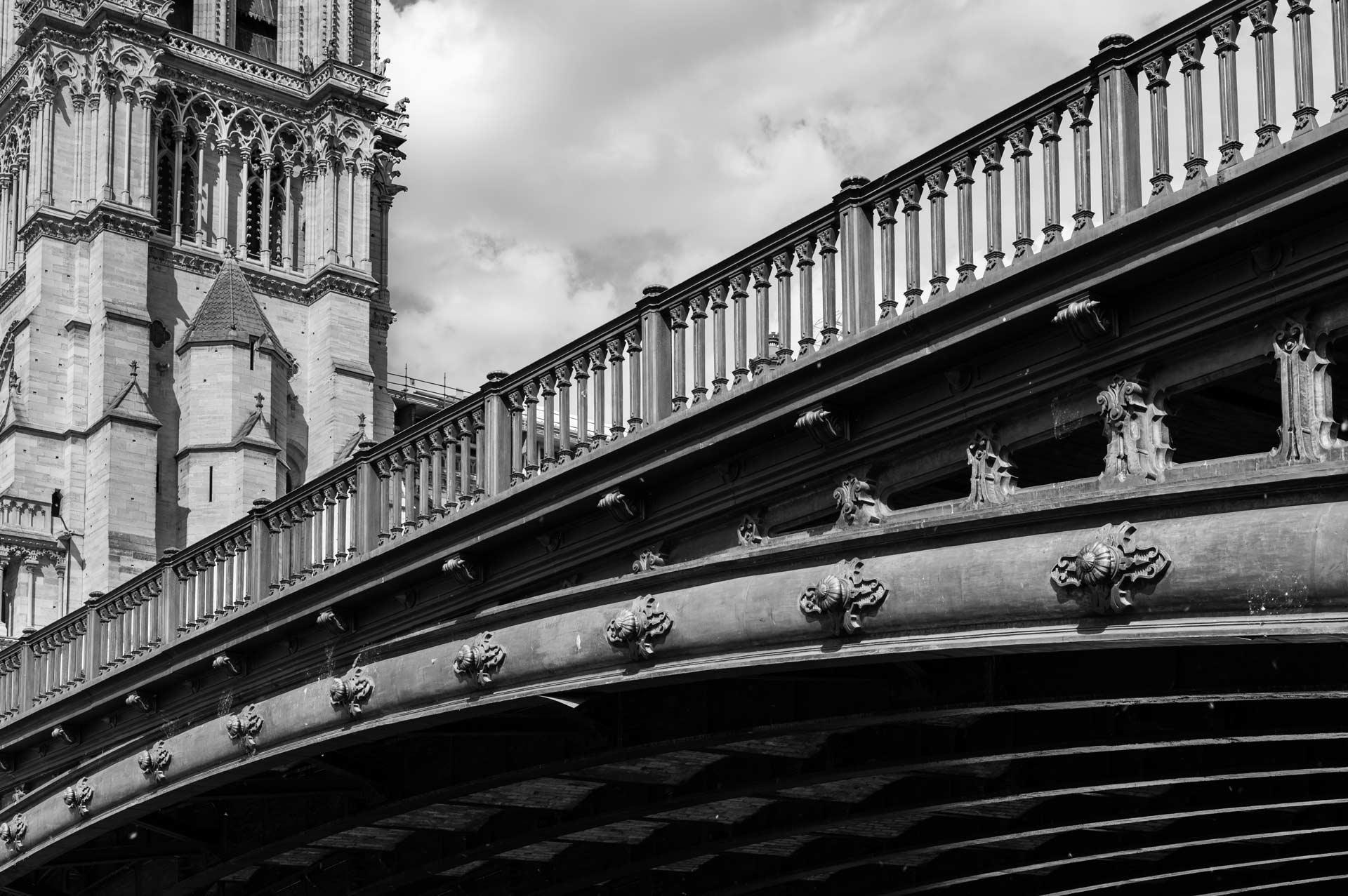 Pont au double - Paris